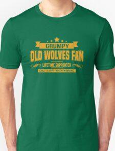 Grumpy Old Wolves Fan T-Shirt