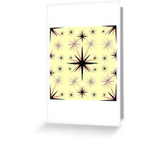 Stars in the Light Greeting Card