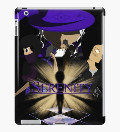 Serenity Promo iPad Case/Skin