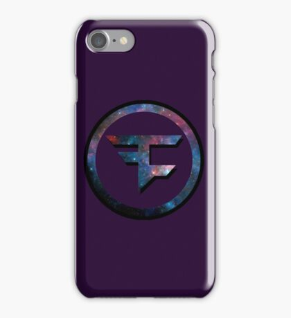 Faze Clan Galaxy iPhone Case/Skin