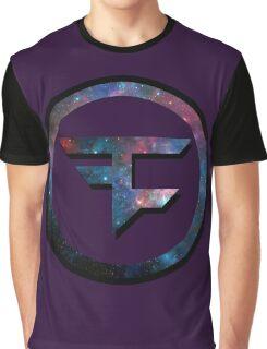 Faze Clan Galaxy Graphic T-Shirt