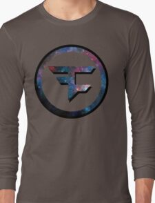 Faze Clan Galaxy Long Sleeve T-Shirt