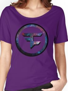 Faze Clan Galaxy Women's Relaxed Fit T-Shirt