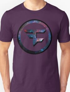 Faze Clan Galaxy Unisex T-Shirt