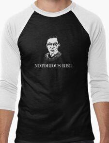 Notorious RBG Men's Baseball ¾ T-Shirt