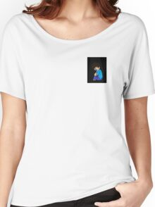 Sad Herobrine Women's Relaxed Fit T-Shirt
