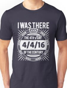Square Root Day I Was There Unisex T-Shirt