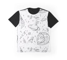 Looking for Planet 9 Graphic T-Shirt
