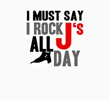 Rock JS All Day J12 Unisex T-Shirt
