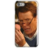 hal malcolm in the middle iPhone Case/Skin