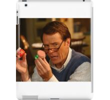 hal malcolm in the middle iPad Case/Skin