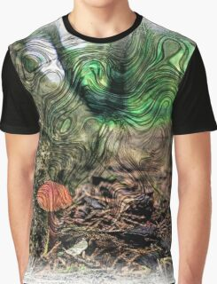 The Atlas Of Dreams - Color Plate 67 Graphic T-Shirt