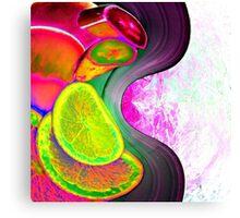 Citrus Dream Canvas Print