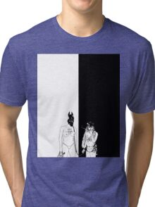 Death Grips The Money Store (graphic t-shirt) Tri-blend T-Shirt