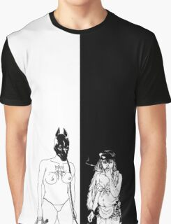 Death Grips The Money Store (graphic t-shirt) Graphic T-Shirt