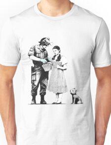 banksy oz Unisex T-Shirt