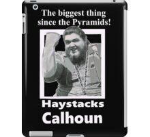 Haystacks Calhoun Classic Wrestling iPad Case/Skin