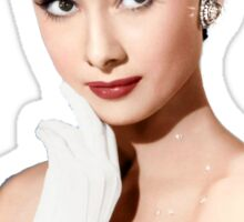 Audrey Hepburn - Sabrina Sticker