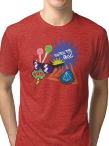 Enter the Sky! Tri-blend T-Shirt