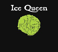 Ice Queen (white text) Women's Fitted Scoop T-Shirt