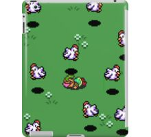 error 404, a murder most fowl! iPad Case/Skin