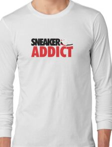 Sneaker Addict J3 Fire Red Long Sleeve T-Shirt