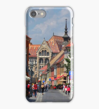 Buda of Budapest iPhone Case/Skin