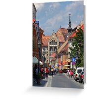Buda of Budapest Greeting Card
