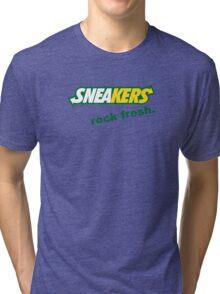 Sneakers Rock Fresh Tri-blend T-Shirt