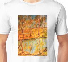 Goulburn River Seymour Vic Australia Unisex T-Shirt