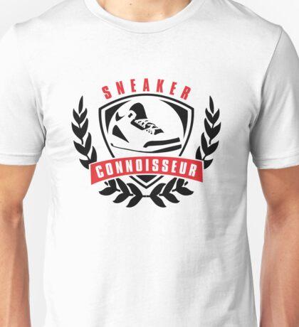 Sneaker Connoisseur Unisex T-Shirt