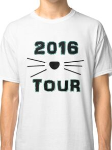 Dan and Phil NEW TOUR 2016 MERCH CAT WHISKERS! BLUE Classic T-Shirt