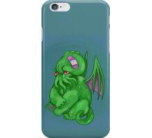 Cthulhu With A Boo Boo 2 iPhone Case/Skin