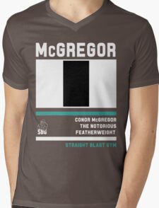 Conor McGregor - Fight Camp Collection (check artist notes for limited edition link)  Mens V-Neck T-Shirt