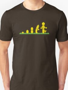 Lego Robot Evolutions Unisex T-Shirt