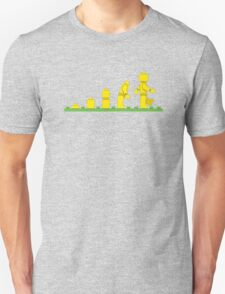 Lego Robot Evolutions Unisex T-Shirt