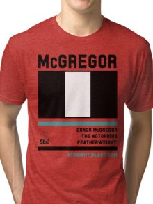 Conor McGregor - Fight Camp Collection (check artist notes for limited edition link)  Tri-blend T-Shirt