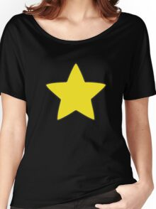 Steve Universe Yellow Star Women's Relaxed Fit T-Shirt