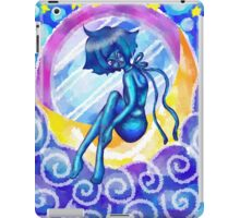 Mirror Moon Sailing Down iPad Case/Skin
