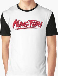 Kung Fury - Logo Graphic T-Shirt
