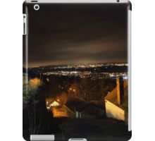 Looking Down from Old Wyche Road iPad Case/Skin
