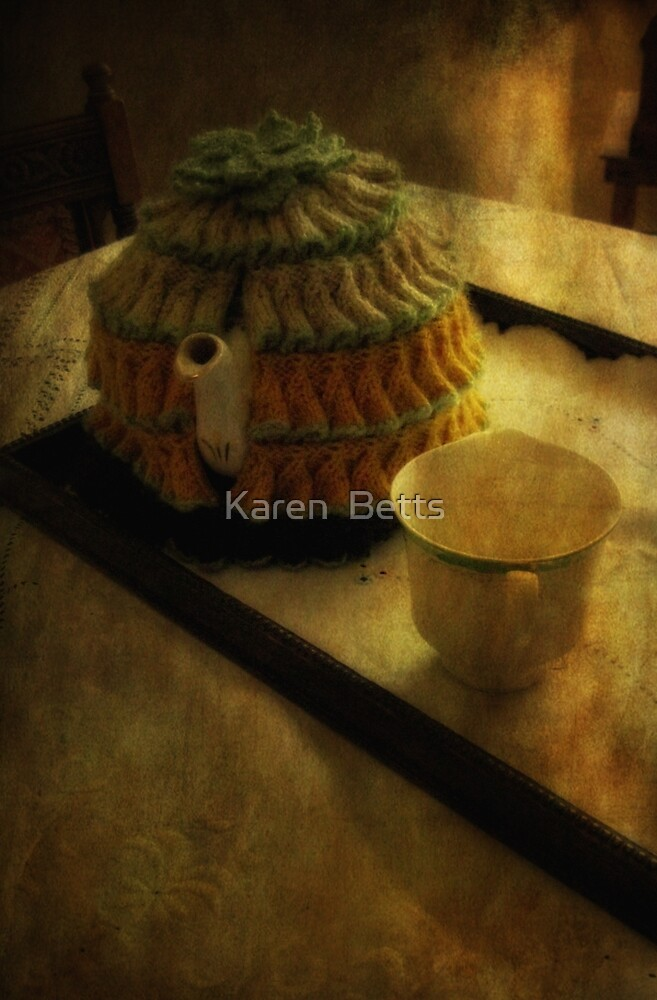 Time for Tea by Karen  Betts