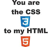 you are my css Photographic Print