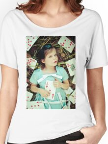 Alice in Wonderland - Ace Women's Relaxed Fit T-Shirt