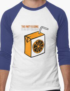Off The Hook! Men's Baseball ¾ T-Shirt