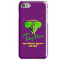 Pray man eyewear - new collection sunglasses out now iPhone Case/Skin