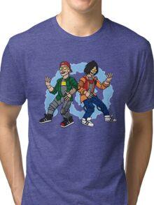 Good Robot Us's! Tri-blend T-Shirt