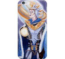 Warrior class Man - Saturn  iPhone Case/Skin