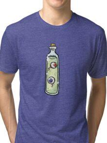 Eyeballs in a Jar Tri-blend T-Shirt