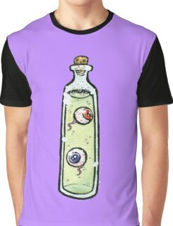 Eyeballs in a Jar Graphic T-Shirt